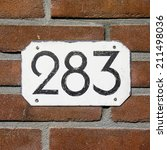 House Number Two Hundred And...