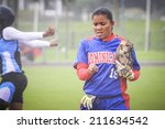 world championship softball in... | Shutterstock . vector #211634542