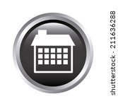 real estate design over white... | Shutterstock .eps vector #211636288