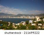 Acapulco Bay Beaches Hotels Sun ...