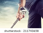 golf   Shutterstock . vector #211743658