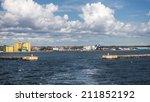 ystad  sweden   august 15  2014 ... | Shutterstock . vector #211852192