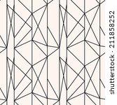 seamless pattern. geometric...   Shutterstock .eps vector #211858252
