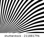 abstract vector striped... | Shutterstock .eps vector #211881796