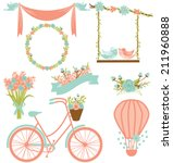 Wedding Clipart Elements...