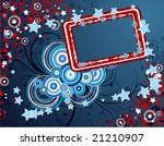 abstract christmas theme.   Shutterstock .eps vector #21210907