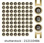 internet and media user... | Shutterstock .eps vector #212110486