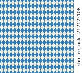 seamless texture bavarian flag | Shutterstock .eps vector #212122108