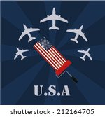 usa design | Shutterstock .eps vector #212164705