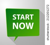 beautiful start web icon | Shutterstock .eps vector #212201272