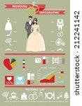 Wedding Infographic Set.cute...