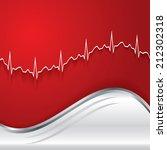 illustration of abstract... | Shutterstock . vector #212302318