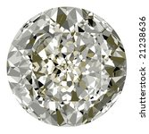 vector beautiful diamond | Shutterstock .eps vector #21238636
