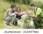 pretty young girls having... | Shutterstock . vector #212447482