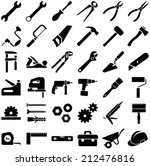 Construction Tool Icon...