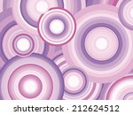 abstract retro vector... | Shutterstock .eps vector #212624512