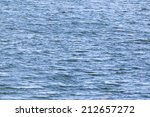 Background Surface Of The Water