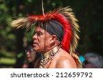 great falls  va   september 7 ... | Shutterstock . vector #212659792