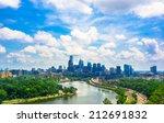 philadelphia skyline | Shutterstock . vector #212691832