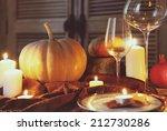Autumn Place Setting....