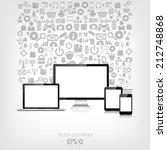 responsive web design. adaptive ...
