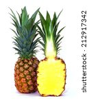 pineapple | Shutterstock . vector #212917342