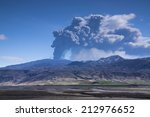 Icelandic Volcano Eruption.