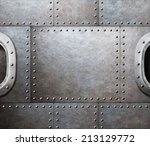 Steam Punk Abstract Metal...