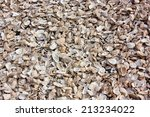 A View Of Oyster Shells  ...