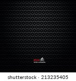 dark grey background | Shutterstock .eps vector #213235405