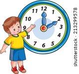 watch | Shutterstock .eps vector #213299578