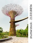 the artificial supertree as a... | Shutterstock . vector #213318856