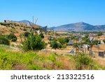 Windmills In Lasithi. Crete ...