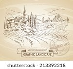 vector illustration of graphic... | Shutterstock .eps vector #213392218