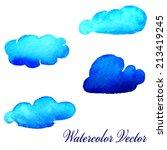 vector illustration of... | Shutterstock .eps vector #213419245