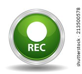 beautiful rec web icon | Shutterstock .eps vector #213500578
