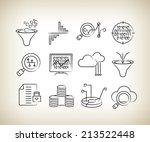 data analysis icons  data...