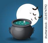 cauldron icon.