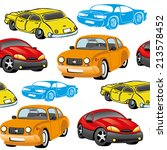 vector seamless background.... | Shutterstock .eps vector #213578452