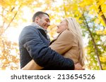 love  relationship  family and... | Shutterstock . vector #213654526