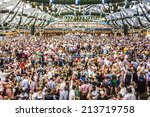 munich  germany   september 23  ... | Shutterstock . vector #213719758