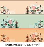 flower pattern | Shutterstock .eps vector #21376744