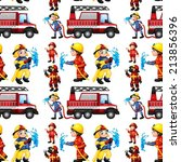 axe,background,cartoon,clipart,collection,drawing,expert,fire,firefighters,firemen,graphic,group,helmet,hose,illustration