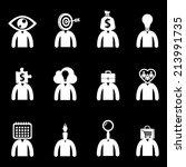 icon with idea concept. info... | Shutterstock .eps vector #213991735