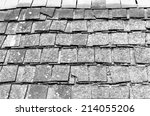 Black And White Roof Top