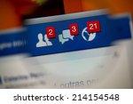 lisbon  portugal   august 27 ... | Shutterstock . vector #214154548