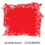 christmas background | Shutterstock .eps vector #214184692