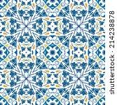 seamless pattern illustration...   Shutterstock .eps vector #214238878