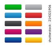 blank web buttons | Shutterstock .eps vector #214321906