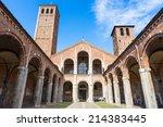 Basilica of Saint Ambrose (Sant